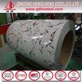 La couleur de la Chine a enduit la bobine en acier galvanisée enduite d'une première couche de peinture