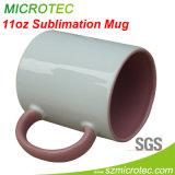 tazza ecologica di sublimazione 11oz per uso quotidiano