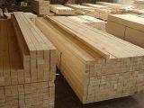 Os LVL do andaime do LVL do uso da construção com irradiam a madeira do pinho
