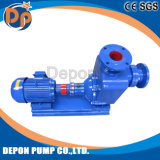 6 pouces Non-Clogging amorçage automatique de la pompe de la pompe d'eaux usées de la corbeille