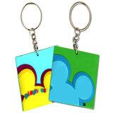 Preiswerte Schlüsselkette, Abzeichen, Geschenke (GZHY-FFL-001) bekanntmachend