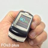 3.7V再充電可能なリチウムポリマー電池を持つMeditechのグループからのFos3パルスの酸化濃度計