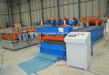 Folha de aço corrugado máquina formadora de coberturas