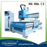 Máquina 1325 do CNC do ATC da máquina de estaca do CNC do ATC 3D da elevada precisão