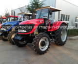 4 cilindros de alta qualidade Yto motor 90HP 4X4wd o Trator