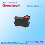 Micro interruttore impermeabile sigillato Subminiature utilizzato in automobile ed in giocattoli