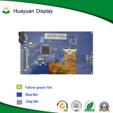 módulo del interfaz TFT LCD de 24bit RGB visualización de 5 pulgadas