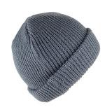 Пользовательские метки тканый Beanie зимние трикотажные Red Hat для мужчин