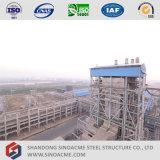 Estructura de acero pesado prefabricados Sinoacme edificio industrial de China
