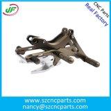 鋼鉄部品、CNCの旋盤の部品、CNCの機械化の部品、CNCの部品
