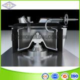Centrifugeuse de sédimentation en plaques plates en acier inoxydable de 2500 tr / min