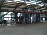 Design 특별한 Tyre Recycling Pyrolysis Machinery 12tpd 시간 저축