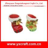 크리스마스 훈장 (ZY13L158-1-2 38CM) 크리스마스 할인