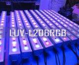 Arruela de parede RGB LED /Luzes de parede LED de alta potência