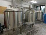 熱い販売50Lからのバッチごとの5000Lへの職人技ビール醸造装置の範囲