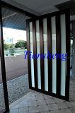 Portello di alluminio del cardine di disegno moderno della Camera