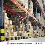 Nanjing, China de almacenamiento intensivo de palets de acero estantes Estantería