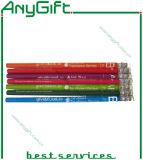 Papier journal recyclé crayon avec logo personnalisé