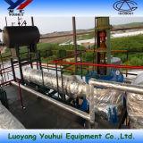 Используемое автотракторное масло рециркулируя используемое машиной оборудование автотракторного масла Reprocessing
