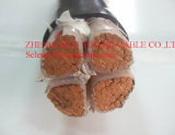 600/1000V Armoured 4 Core 35sqmm Copper Power Cable