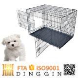 [ولد مش] نوع كبيرة فولاذ كلب قفص