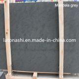 マンデラの灰色の自然な大理石のタイル