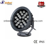 IP65 Outdoor 24W LED Light for Façade Project
