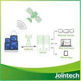 Behälter-Verschluss elektronischer GPS-Verfolger mit RFID Fahrer Identifikation-Karte