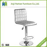 Regelbare Barkruk van het Leer van de lage Prijs de Moderne Comfortabele Synthetische (Soudelor)