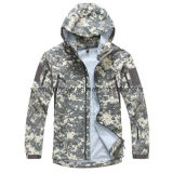Highquality WaterproofおよびBreathableの軍のHardshell Jacket