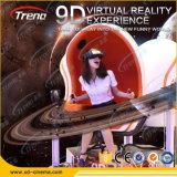 Plataforma eléctrica de 360 grados 3 ASIENTOS 9D Cine huevo Vr