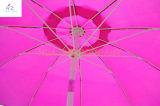 9FT Paraplu van de Tuin van de Paraplu van het Terras van de Parasol van het fiberglas de Openlucht
