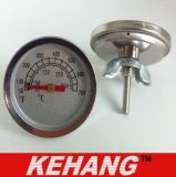 Termometro della griglia del forno del BBQ