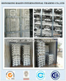 Fábrica directo, lingote de aluminio 99.7%, A7