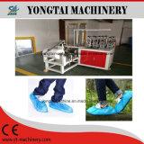 Wasserdichter rutschfester CPE-PET Schuh-Deckel, der Maschine herstellt