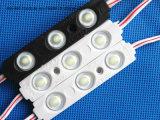 까만 색깔 DC12V 1.2W 5730 3chips 모듈