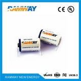 capacidade elevada 1200mAh Er14250 de bateria de lítio 3.6V
