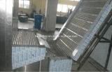Gefriermaschine des Brot-Tiefkühlverfahren-Refregeration der Fisch-IQF/Einfrierens