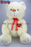 """29.5 """" 생일 선물 자수 빨간 심혼 및 발을%s 가진 큰 견면 벨벳 장난감 곰 장난감"""