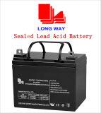12V33ah navulbaar UPS verzegelde de Zure Batterij van het Lood