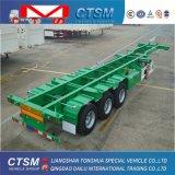 semirimorchio del rimorchio del camion di rimorchio del contenitore di 40FT