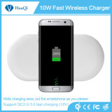 15W con cargador inalámbrico de tamaño adecuado para Smartphone