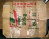 Sacchetto di plastica della valvola per lo zucchero del sale della farina dell'imballaggio