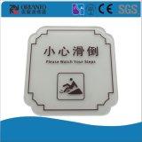 Silk Drucken-an der Wand befestigtes acrylsauerzeichen