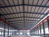 Almacenaje prefabricado /Warehouse/Workshop de la estructura de acero
