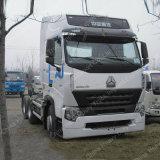 420 CV HOWO7 caminhão trator 6X4 cabeça a cabeça do Reboque do Trator