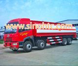 Carro del depósito de gasolina de Faw 8X4 40 Cbm