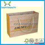 Alta calidad y personalizado de lujo marca famosa de la bolsa de precio de fábrica de papel