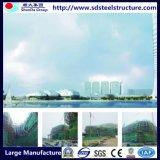 Aceros de construcción del taller de acero de almacén de acero Casas