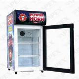 Tisch-Oberseite-Kühlvorrichtung-Minikühlraum-Werbungs-Kühlvorrichtung